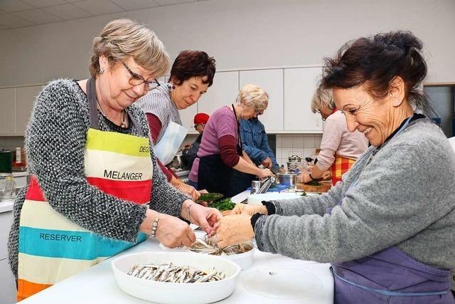 Eichstetten und das französische St. André feiern ihre Dorfpartnerschaft