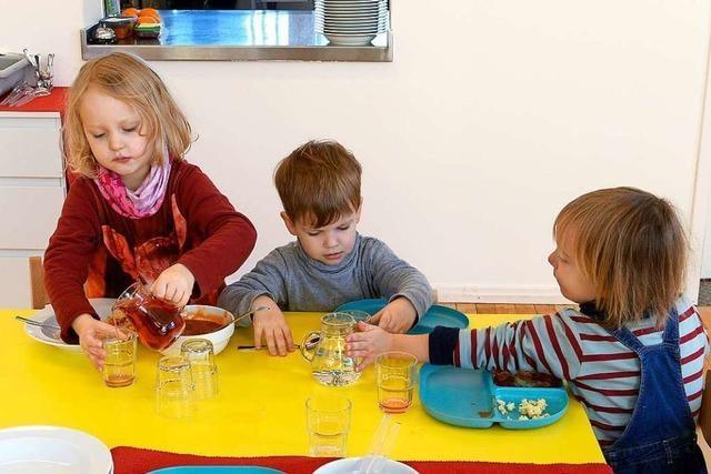 Das Montessori-Zentrum Angell hat seine dritte