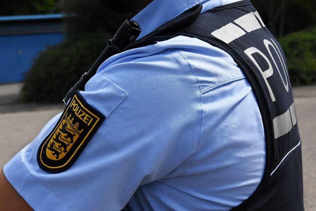 Mit Polizisten angelegt haben sich mehrere junge Männer in Umkirch (Symbolbild).  | Foto: Kathrin Ganter