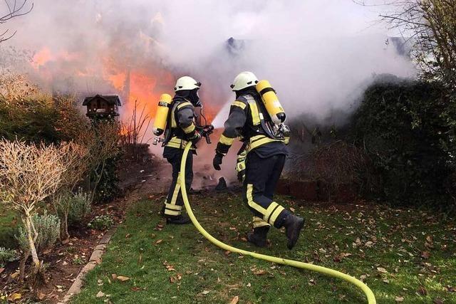 Feuerwehrleute sehen Ehrenamt durch Steuerreform gefährdet