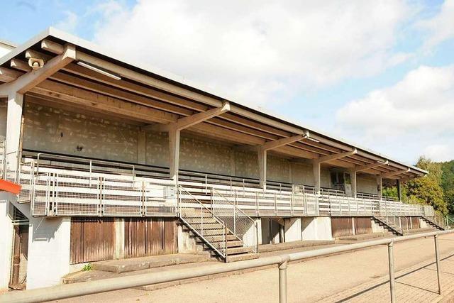 Die Alemannenhalle in Maulburg wird abgerissen
