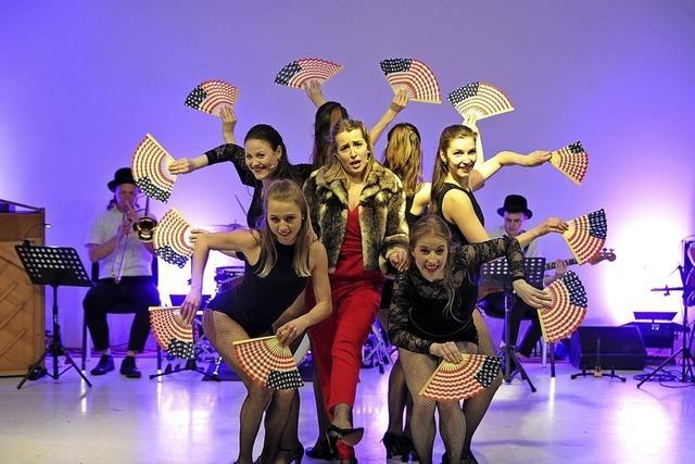 Die Musicalschule zeigt ihr Abschlussprogramm
