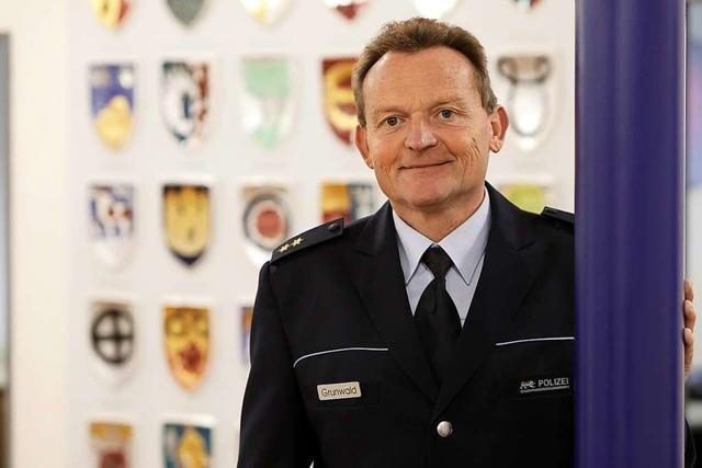 Der neue Leiter des Lahrer Polizeireviers setzt auf Prävention