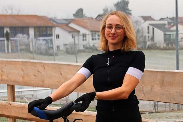 19-Jährige aus Wittnau ist doppelte Weltrekordhalterin im Einradfahren