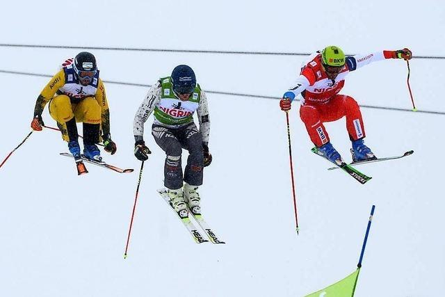 Skicross-Weltcup am Feldberg abgesagt – zu wenig Schnee