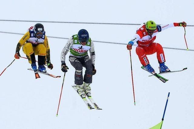 Skicross-Weltcup am Feldberg abgesagt - zu wenig Schnee