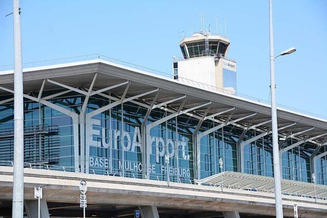 Schweizer Teil des Euroairports kurzzeitig evakuiert