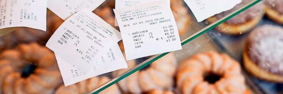 Frankreich verbietet Kassenbons - und fürchtet sich nicht vor Steuerausfällen