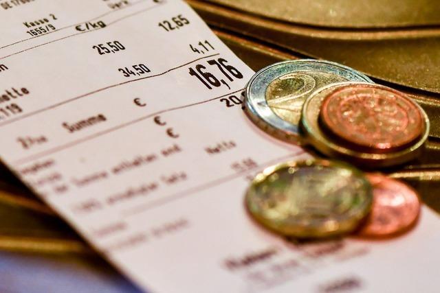 Bonpflicht: Neue Kassen sollen Kaufbelege entbehrlich machen