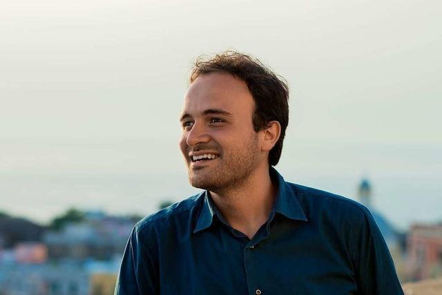Wie Feen, die ein Tal durchwirken – Paolo Di Paolo liest in Freiburg