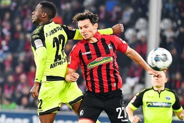 Nicolas Höfler verlängert Vertrag beim SC