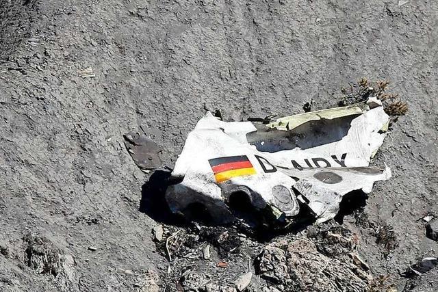 Germanwings-Absturz: Gericht verhandelt über Schmerzensgeld