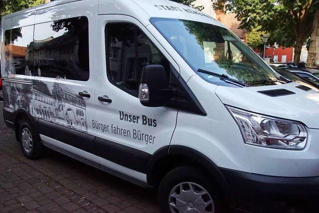 Die Gemeinde Hohberg will das Busangebot ausbauen