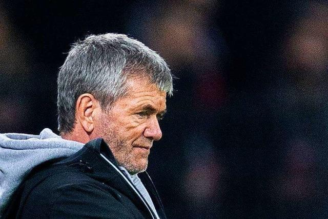Fortuna Düsseldorf trennt sich von Trainer Friedhelm Funkel