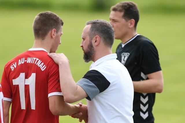 Marcel Kobus verlässt den SV Au-Wittnau zum Saisonende