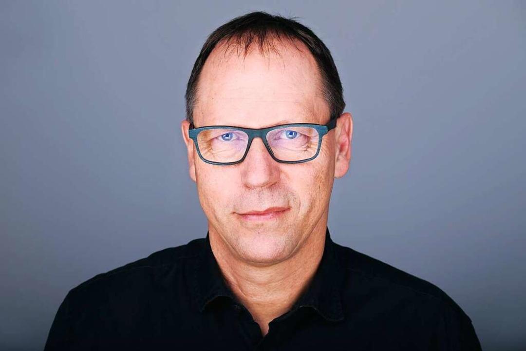 Moderieren den BZ-Talk: Chefredakteur Thomas Fricker …  | Foto: Miroslav Dakov