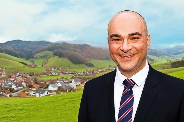 Matthias Litterst kandidiert als Bürgermeister von Schuttertal