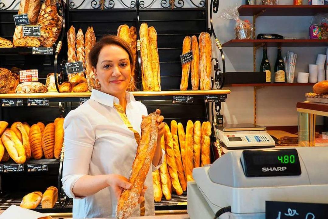 Kein Bon fürs Baguette: Geschäfte in F...einbeträge keine Bons mehr ausdrucken.  | Foto: Christian Böhmer