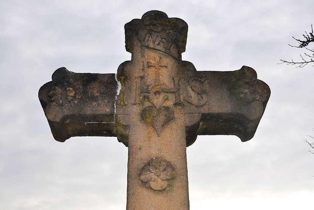 Auf der Suche nach kleinen Denkmalen im Landkreis Lörrach