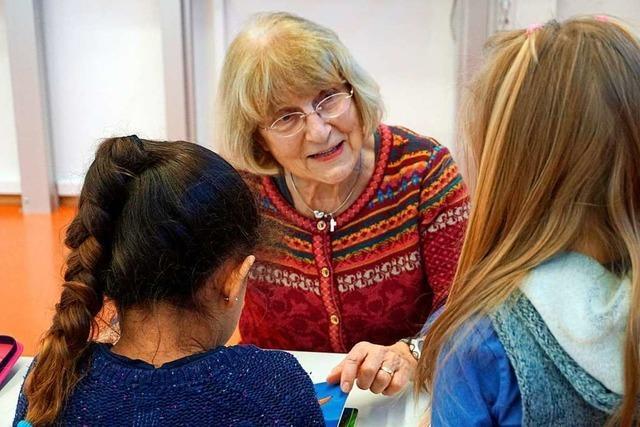Lahrer Freundeskreis hilft Grundschulkindern beim Deutschlernen