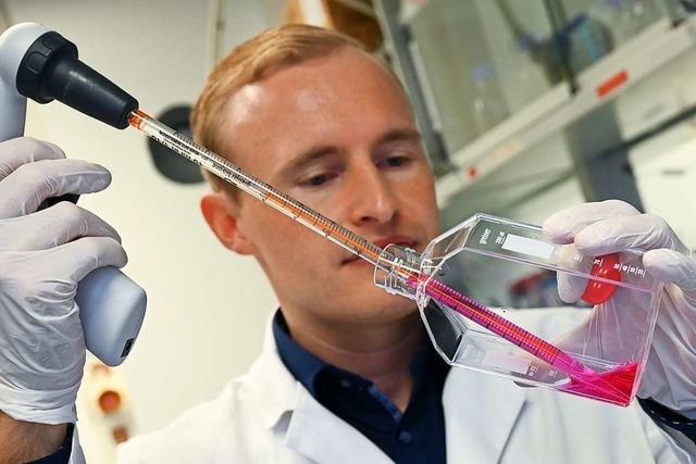 Auch die Freiburger Uniklinik kann nun das Coronavirus nachweisen