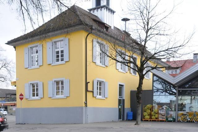 Altes Rathaus in Maulburg wird für die Anschlussunterbringung umgebaut