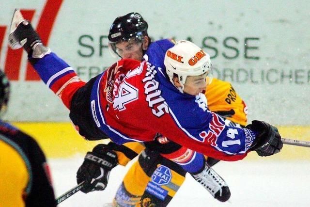Ex-Nationalspieler Simon Danner kehrt zum EHC zurück