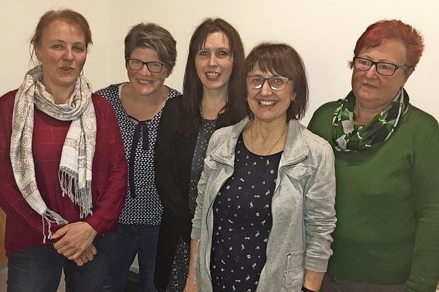 Karin Gantert-Hieske übernimmt den Vorsitz der Landfrauen