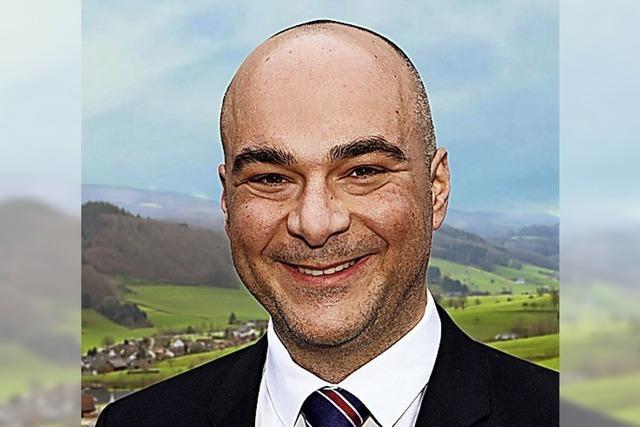 Erster Kandidat für Schuttertal