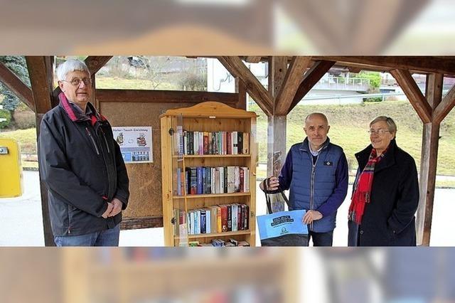 Büchertausch für Malsburg