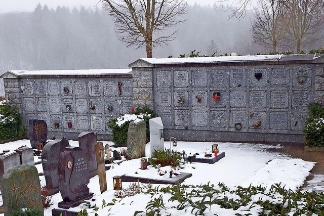 Neues Konzept für den Friedhof