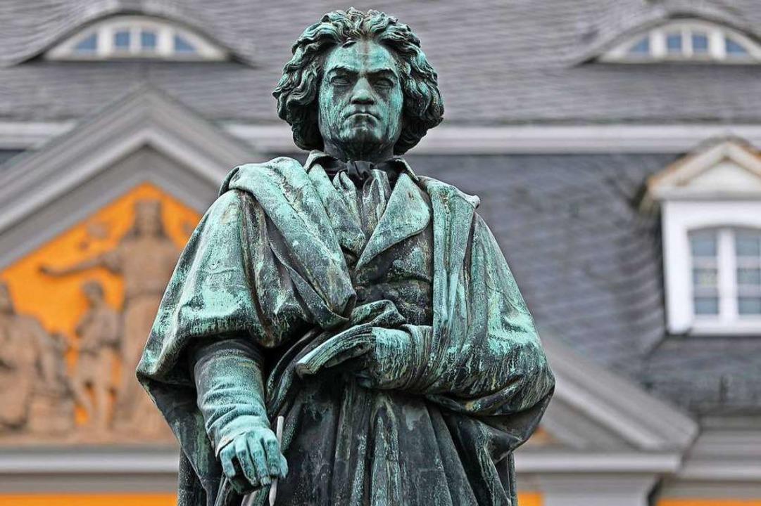 Ludwig van Beethoven  | Foto: Oliver Berg (dpa)