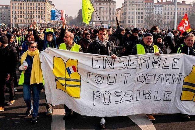 Frankreich – vom Reformeifer zum Stillstand