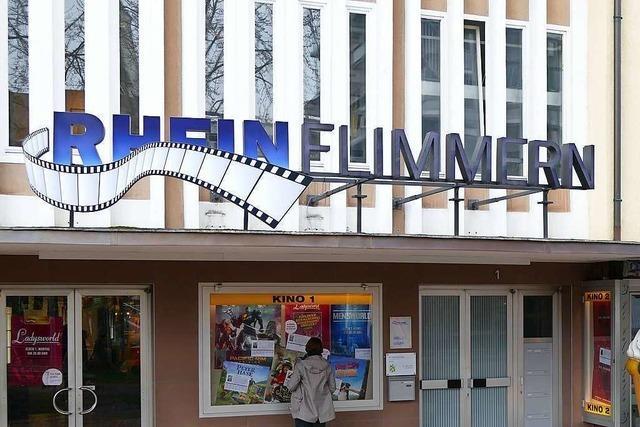 Rheinfeldens Kinobetreiber hat keine Angst vor dem Kino-Wettbewerb