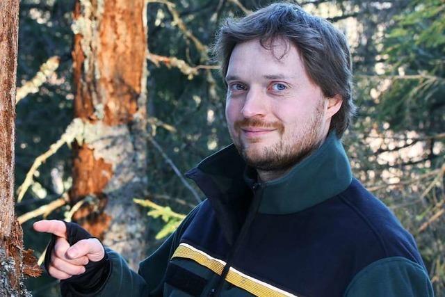 Warum der neue Feldbergförster mehr mit Menschen als mit Bäumen zu tun hat