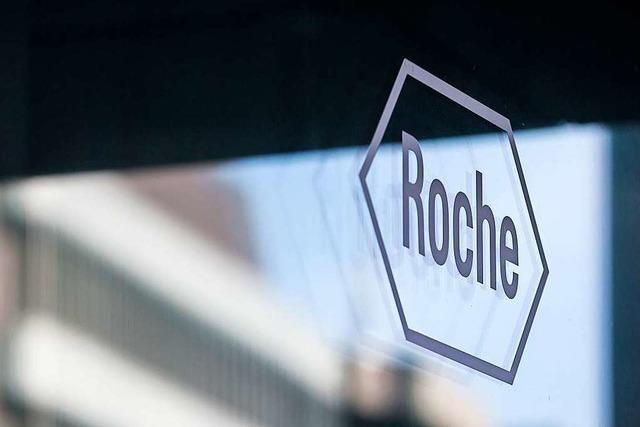 Der Pharmakonzern Roche steigert den Umsatz um 8 Prozent