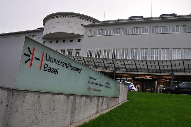 Basler Uniklinik empfängt außergewöhnlich viele Patienten
