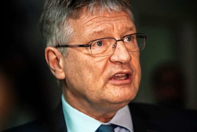 AfD-Chef Meuthen wechselt den Kreisverband