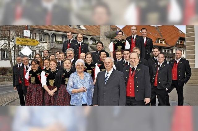 Erich Albrecht ist 95 Jahre alt