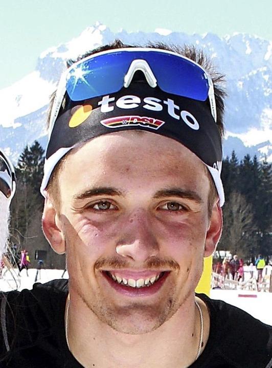 DM-Medaillenkandidat: Weltcupläufer Janosch Brugger  | Foto: Privat