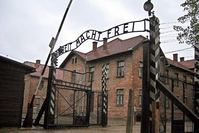 Eine Gedenkstätte in einem ehemaligen KZ sollten natürlich alle kennenlernen