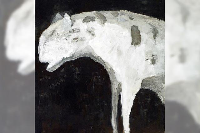 Die Künstlerin Petra Blocksdorf zeigt ihre Werke in Emmendingen