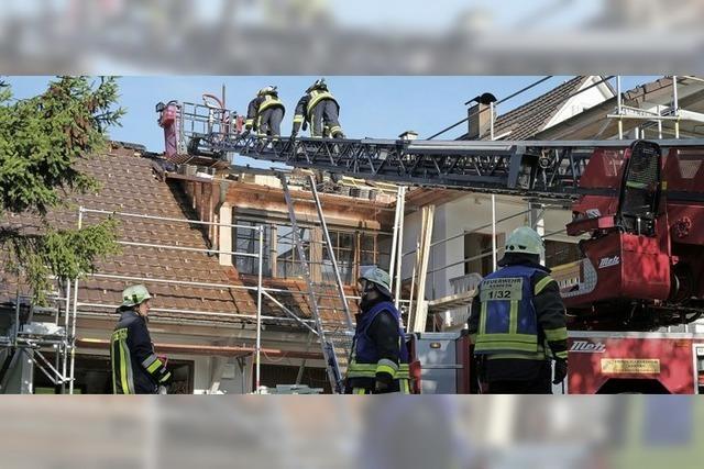 Feuerwehr leistet viel mehr, als sie muss