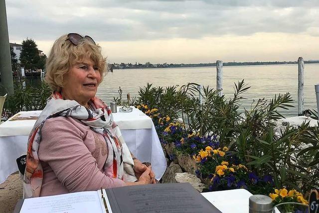 Trauer um Vera Scheer, die 30 Jahre ein Kanderner Modehaus führte