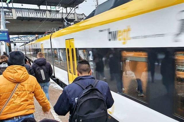 Warum die Türen der Breisgau-S-Bahn so laut piepsen
