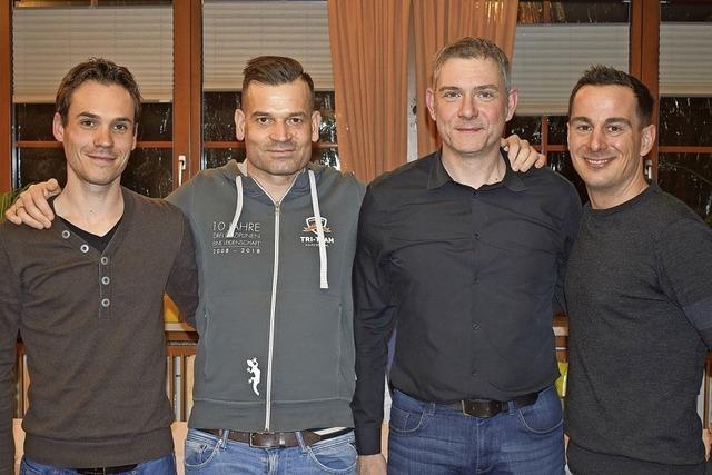 Tri-Team Kaiserstuhl auf Erfolgskurs