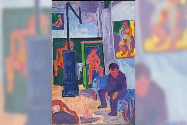 Kunst als ein Spiegel der Menschheitsgeschichte