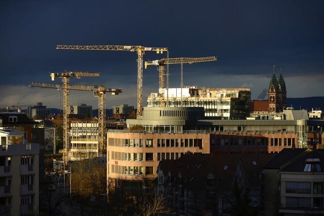 Freiburg leuchtet