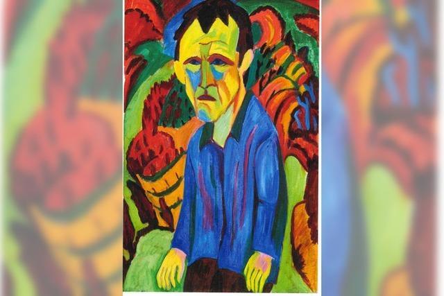 Maler von fremden Gnaden?
