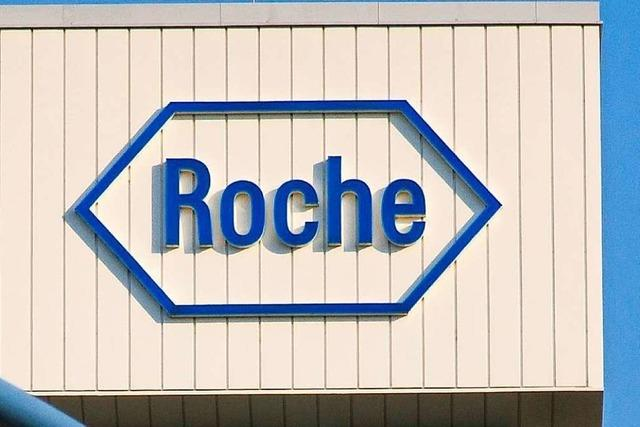 Roche bleibt auf Kurs